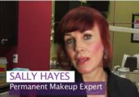 Permanent Makeup Expert Announces Woman for Live Eyebrow Tattoo Procedure on YouTube