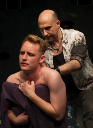BWW Reviews: Ink on the Canvas