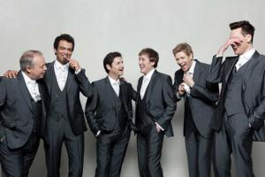 BWW Reviews: ADELAIDE CABARET FESTIVAL 2014: THE KING'S SINGERS: THE GREAT AMERICAN SONGBOOK Reinvents Those Great Songs