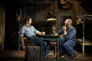 OF MICE AND MEN Recoups Broadway Investment!