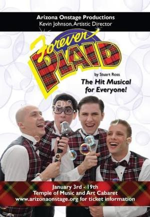 BWW Reviews: Magical Arizona Onstage Productions' FOREVER PLAID