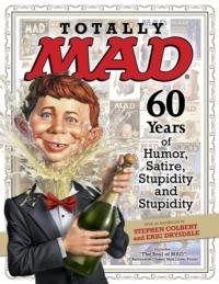 MAD Magazine's TOTALLY MAD Reaches No. 1 on NY Times Hardcover Graphic Book Best Seller List