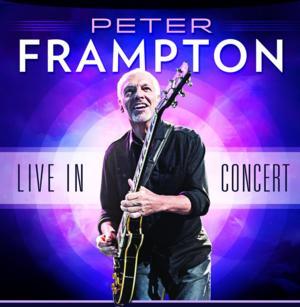 Peter Frampton Coming to The Van Wezel, 10/1