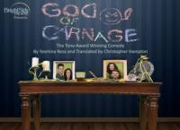 BrightSide Theatre Presents GOD OF CARNAGE, Opening 3/14