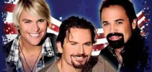 The Texas Tenors LET FREEDOM SING at the Grand 1894 Opera House on 7/6