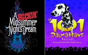 12.14 Foundation Set to Present 101 DALMATIANS & A ROCKIN MIDSUMMER NIGHT'S DREAM This August!