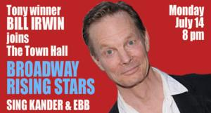 Town Hall Summer Series at Treat for Broadway Lovers