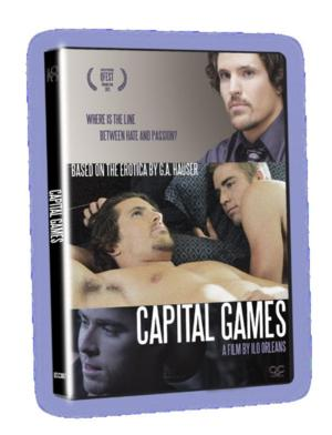 CAPITAL GAMES, Based on Novel by GA Hauser, Coming to DVD 2/11