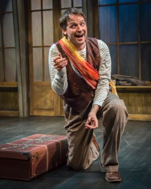 BWW Reviews: One Man and a Production Takes on THE THOUSANDTH NIGHT at Metrostage