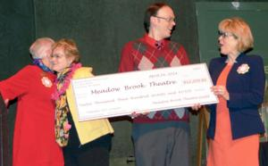 Meadow Brook Theatre to Use Recent Donation to Replace Aging Sound Console
