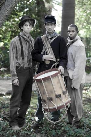 BWW Reviews: BATTLEDRUM's Drummer Boys Bond Over Battle