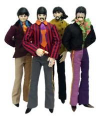 Factory Entertainment to Release First 12-Inch Figures of THE BEATLES this Month