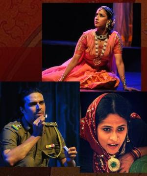 Shakti Dance to Bring UNSPOKEN CONVERSATIONS to California State University, 5/10