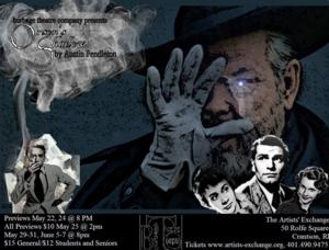 BWW Reviews: Welles and Olivier Battle in Burbage's Superb ORSON'S SHADOW