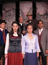 East Lynne Theater Company Presents ASL Performance of THE POE MYSTERIES, 8/24