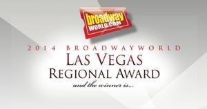 2014 BroadwayWorld Las Vegas Winners Announced - Sergio Trujillo, Pat Caddick, BOOK OF MORMON & More!