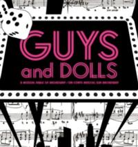 GUYS AND DOLLS Plays the Segal Centre, 9/30-10/28