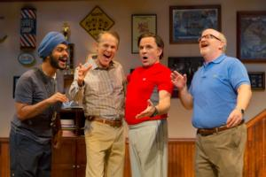 BWW Reviews:  THE FABULOUS LIPITONES, Hilarity and Heart on the GSP Stage