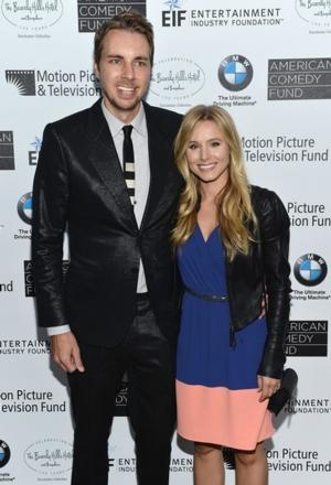 Kristen Bell & Dax Shepard Expecting Second Child