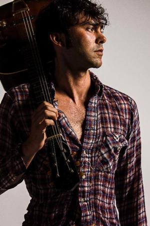 Shakey Graves Comes to Seattle's Tractor Tavern, 8/7