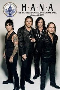 Maná To Perform At Official 2013 Presidential Inaugural Ball