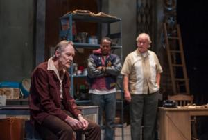 Aurora Theatre Company Extends AMERICAN BUFFALO Through 7/20