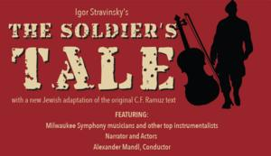 RUACH to Present Milwaukee Symphony in New Production of Stravinsky's THE SOLDIER'S TALE, 5/19