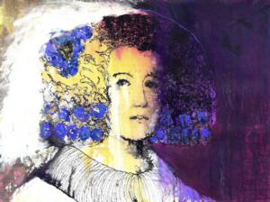 Oxenberg Fine Art to Host Grand Re-Opening Reception with Maggie Genova-Cordovis's MUJERES, 5/1