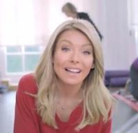 "Kelly Ripa Signs On for Colgate Total's ""You Can Do It"" Campaign"