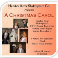 Humber River Shakespeare Co. Presents 5th Annual Tour of A CHRISTMAS CAROL, 12/6-23