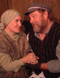NOW PLAYING:  Candlelight Dinner Playhouse Presents FIDDLER ON THE ROOF - thru 10/28