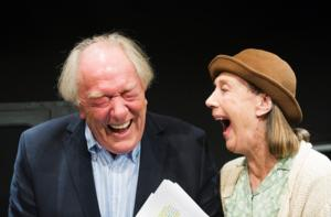 Eileen Atkins and Michael Gambon to Lead ALL THAT FALL at 59E59 Theaters