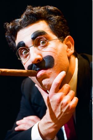 Bainbridge Performing Arts Presents PBS Star Frank Ferrante in AN AFTERNOON WITH GROUCHO Today