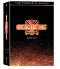 RESCUE ME: THE COMPLETE SERIES Debuts in 26-Disc DVD Box Set, 9/25