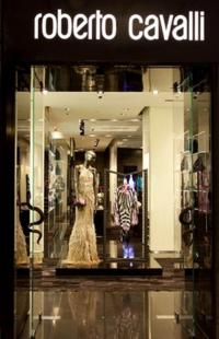 Roberto Cavalli Opens in New Delhi