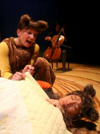 WAKE UP, BROTHER BEAR! Returns to Imagination Stage, Jan 3-Feb 3