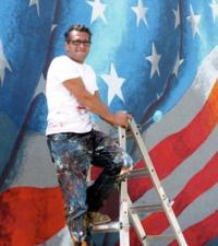 Tunnel to Towers Commissions Scott LoBaido to Paint on State Theatre Wall