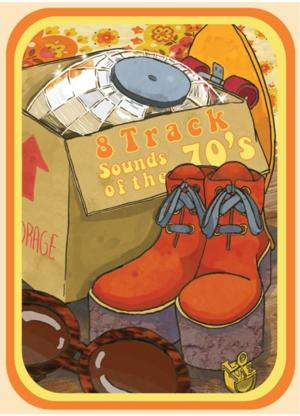 Seacoast Rep to Present 8-TRACK, THE SOUNDS OF THE 70's, 7/25-8/30