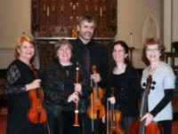 Dryden Ensemble Presents MOZART'S BIRTHDAY for GEMS Today