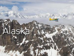 Smithsonian Channel to Premiere Two-Part Special AERIAL AMERICA: ALASKA, 7/6