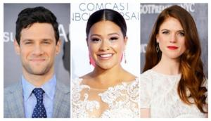 Justin Bartha, Rose Leslie and Gina Rodriguez Join Ray Liotta in STICKY NOTES Film