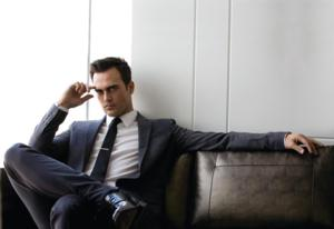 Cheyenne Jackson to Bring Music of MAD MEN to The Cabaret at the Columbia Club in Indy, 7/11-12