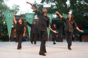 Oregon Shakespeare's Green Show Season Kicks Off Today