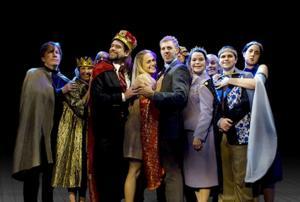 BWW Reviews: WSC Avant Bard's KING JOHN a Rare Theatrical Event