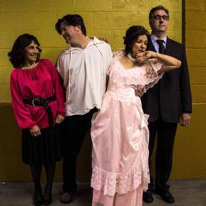 BWW Previews: SEX AGAIN Blazes Risque Path From Page to Stage