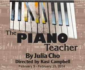 Rep Stage to Present THE PIANO TEACHER, 2/5-23
