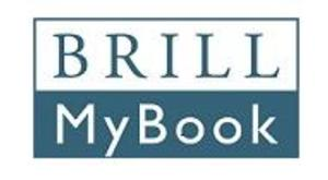Brill Launches MyBook Program, Available on BrillOnline Books and Journals Platform