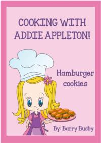 Barry Busby Releases COOKING WITH ADDIE APPLETON