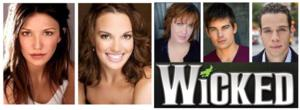 WICKED Announces Slew of Broadway Cast Changes Including New Witches Caroline Bowman and Kara Lindsay; Plus Kathy Fitzgerald, Robin DeJesus & Matt Shingledecker