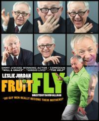 Leslie Jordan to Bring FRUIT FLY to Lannie's Clocktower Cabaret, 6/7-9